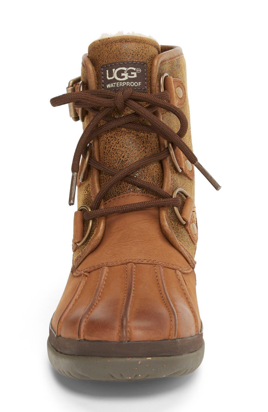 Alternate Image 3  - UGG® Cecile Waterproof Boot (Women)