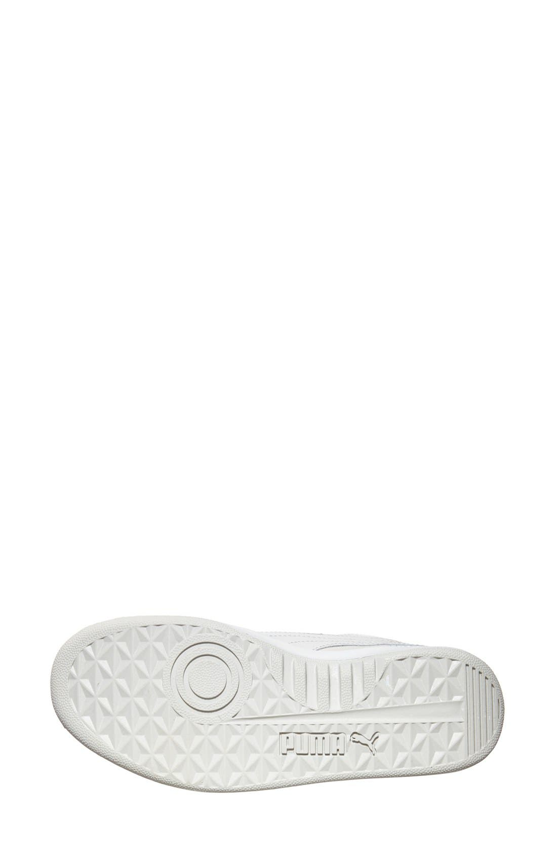Alternate Image 4  - PUMA 'G. Vilas - Blocks and Stripes' Sneaker (Women)