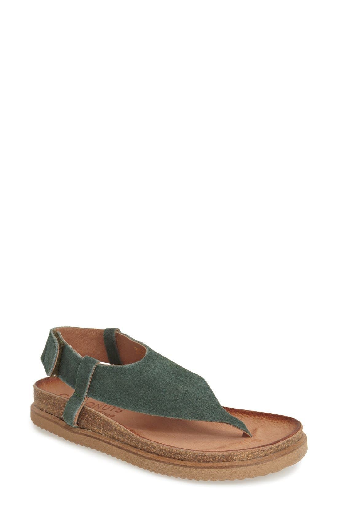 Main Image - Coconuts by Matisse 'Doobie' Suede Thong Sandal (Women)