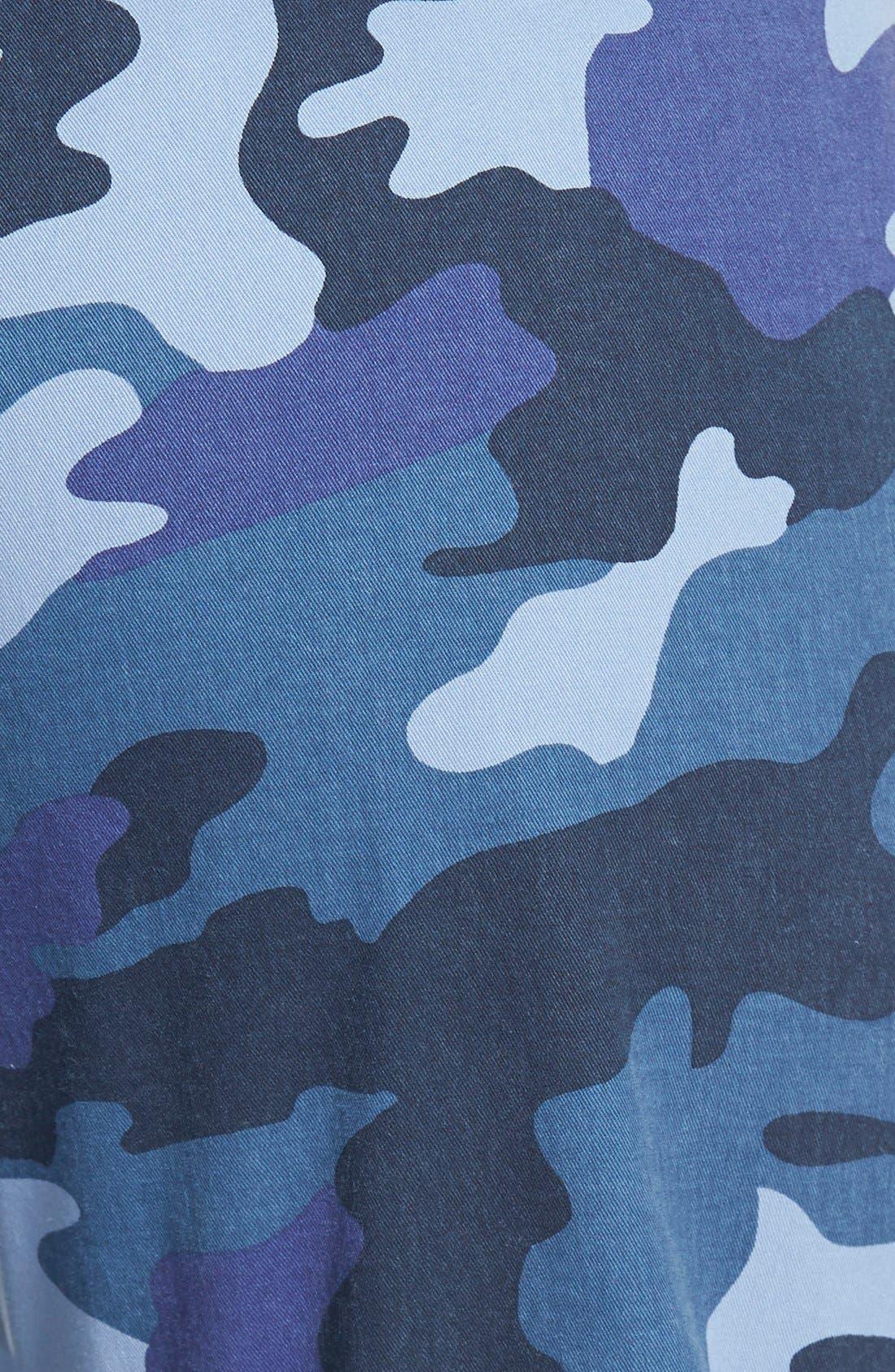 Alternate Image 3  - Caslon® Chino Crop Pants (Petite)