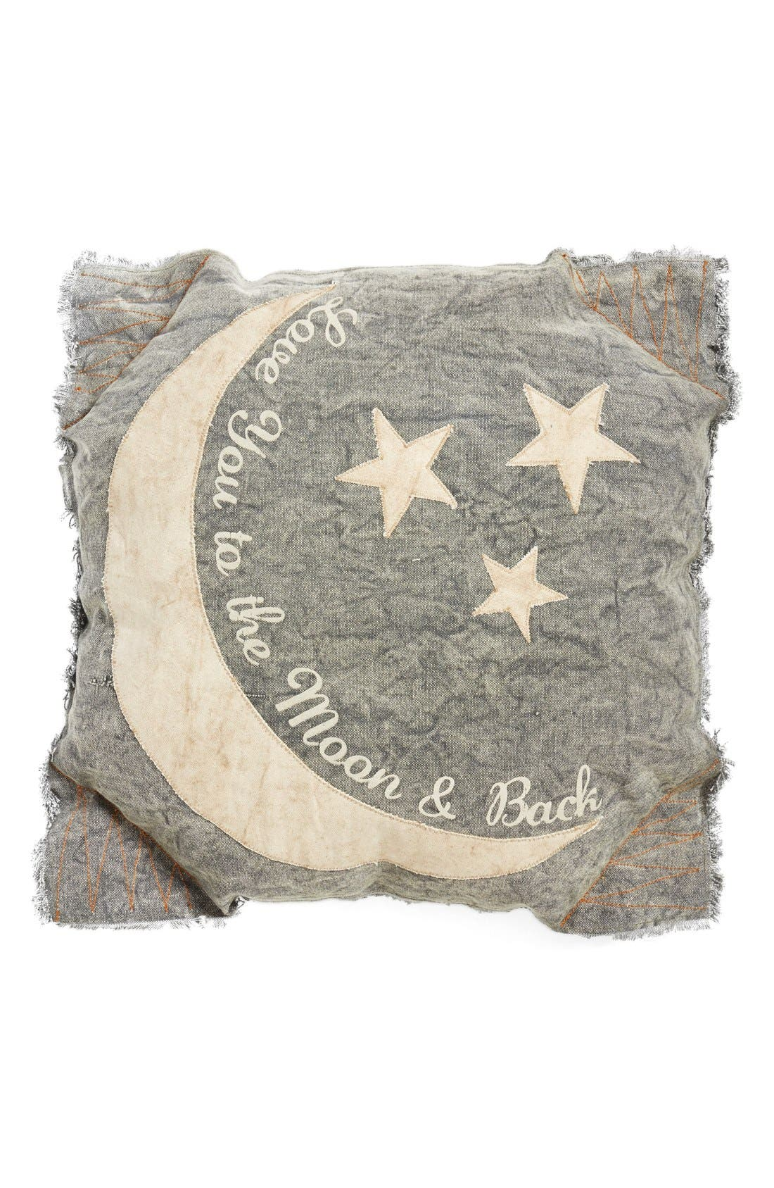 Alternate Image 1 Selected - Primitives by Kathy 'Moon & Back' Pillow
