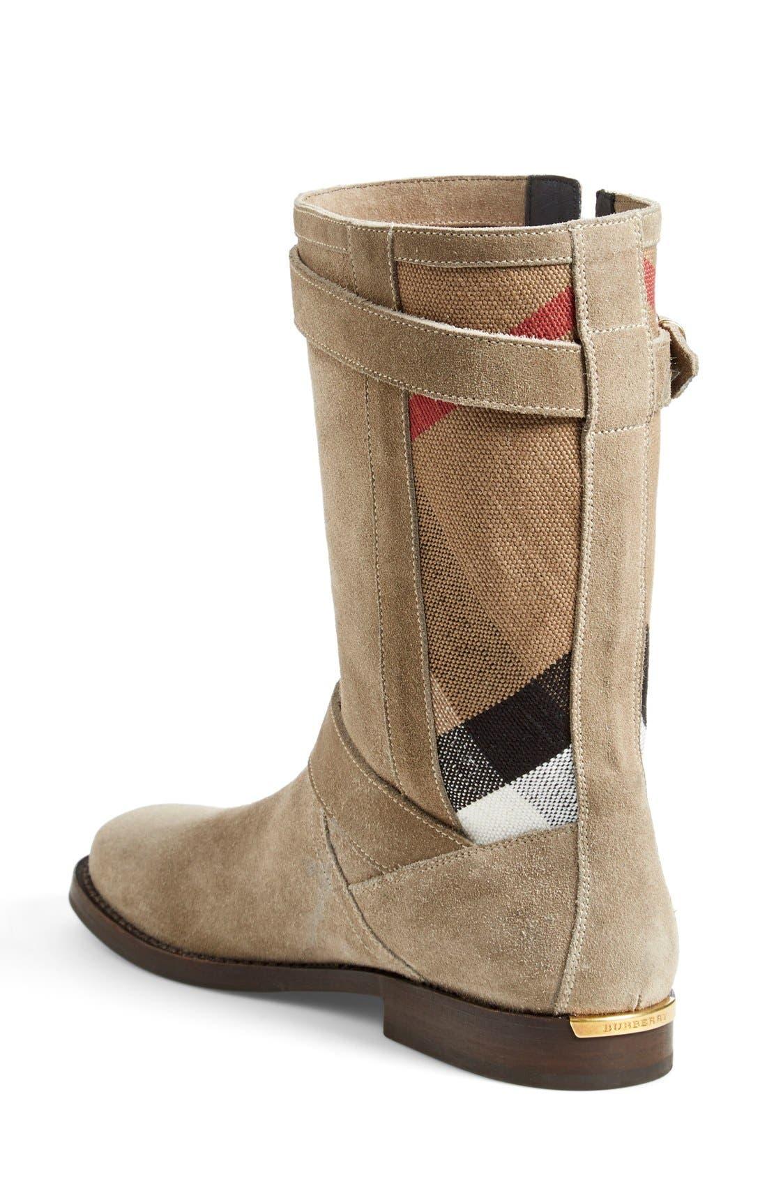 Alternate Image 2  - Burberry 'Grantville' Boot