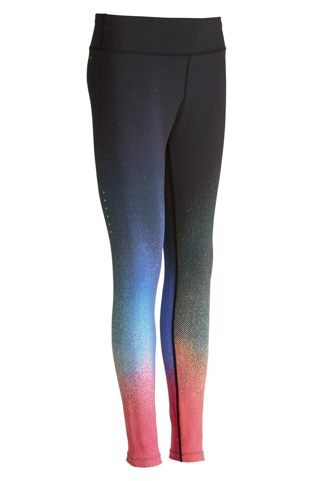 Alternate Image 5  - Nike 'ForeverGradient' Running Tights (Women)