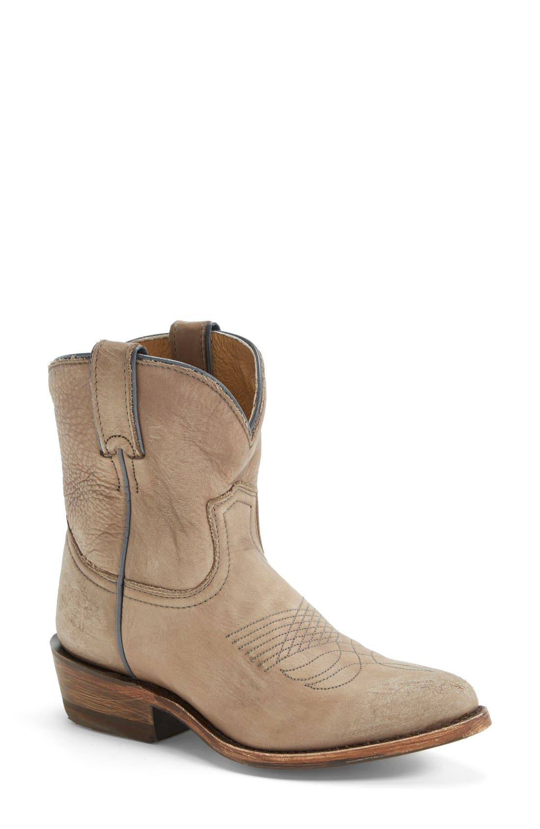 Alternate Image 1 Selected - Frye 'Billy' Short Boot (Women)