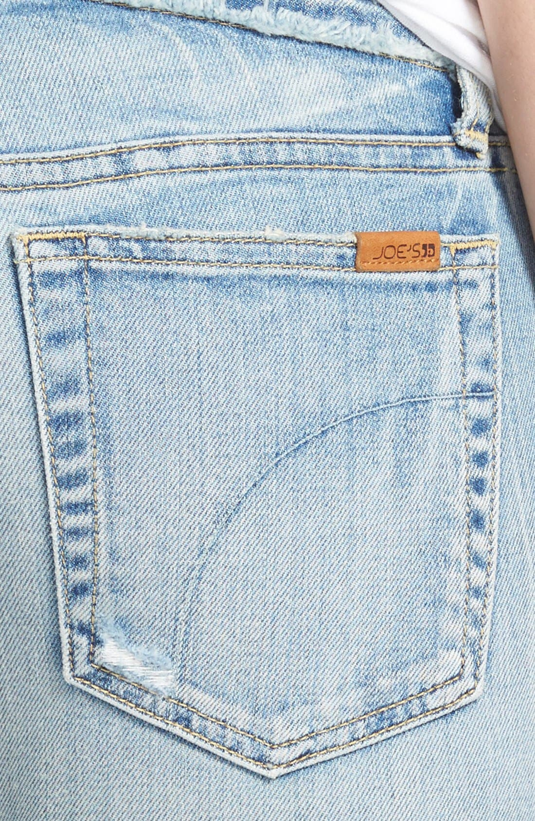 Alternate Image 3  - Joe's 'Collector's - Repaired Finn' Ankle Jeans