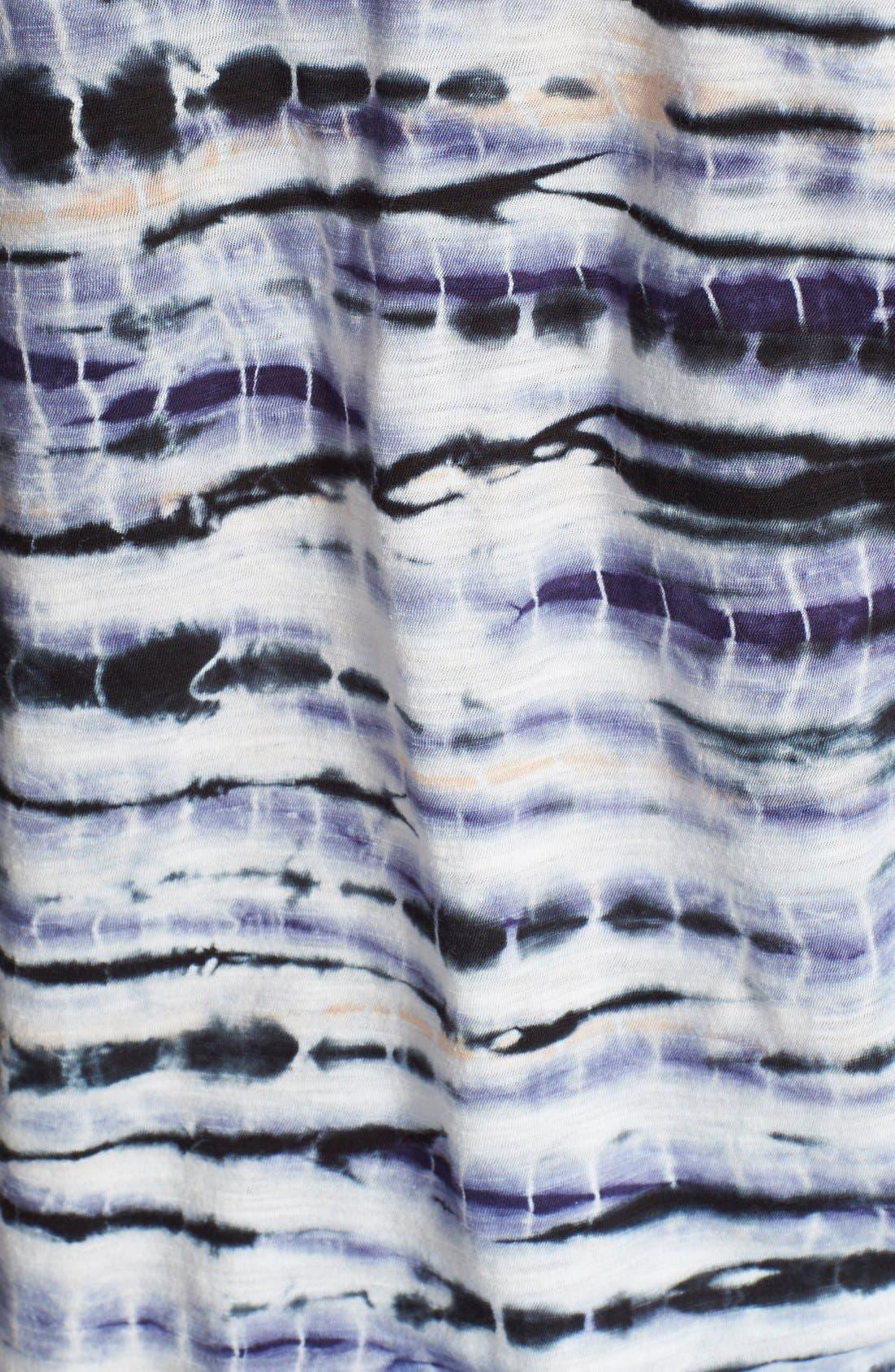 Alternate Image 3  - Proenza Schouler Tie Dye Tissue Jersey Long Sleeve Tee