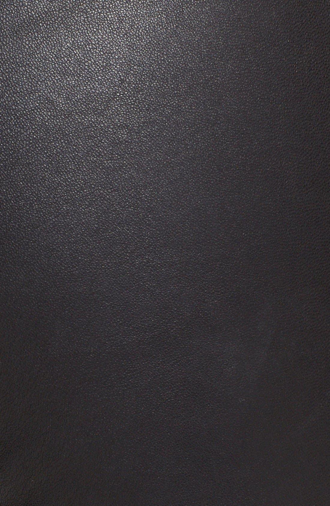 Alternate Image 3  - Lanvin Stretch Lambskin Leather Leggings