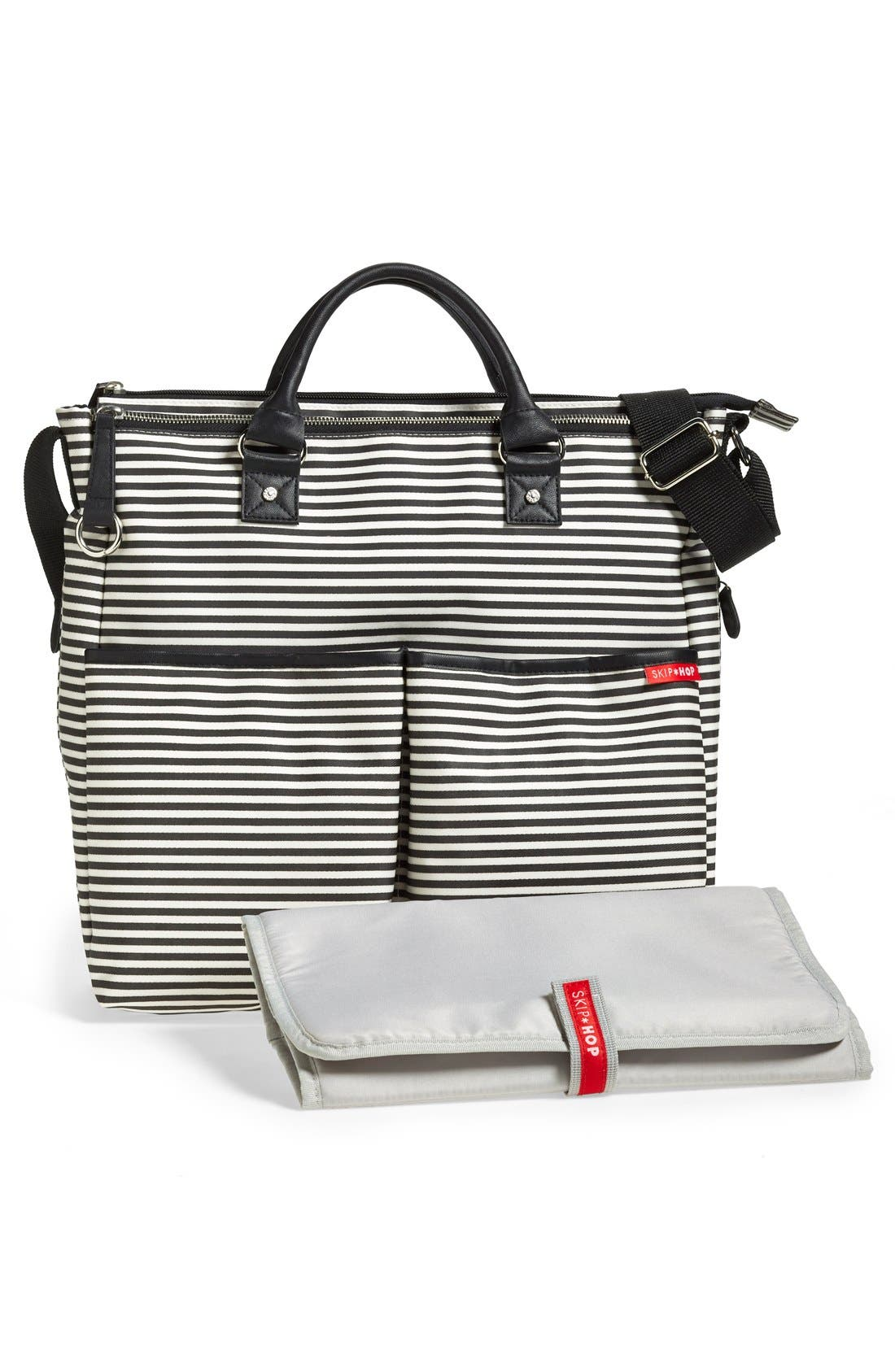Main Image - Skip Hop 'Duo - Special Edition' Diaper Bag
