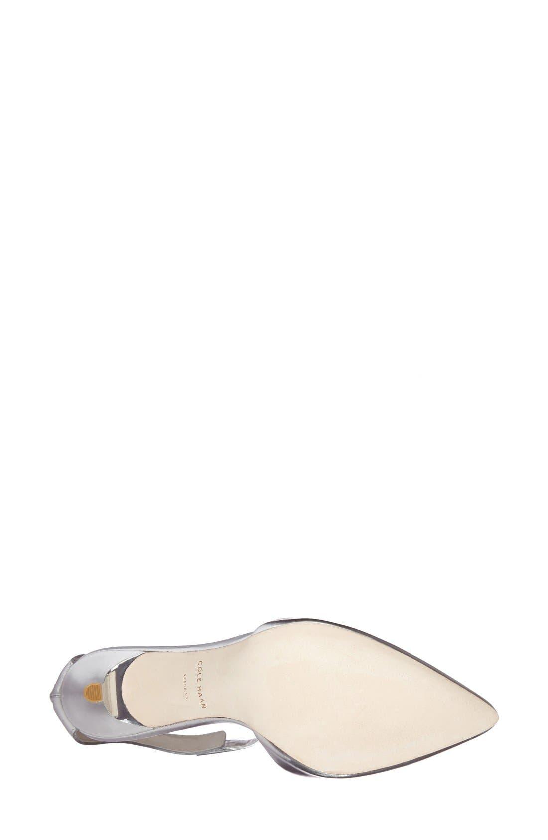Alternate Image 4  - Cole Haan 'Highline' Ankle Strap Pump (Women)