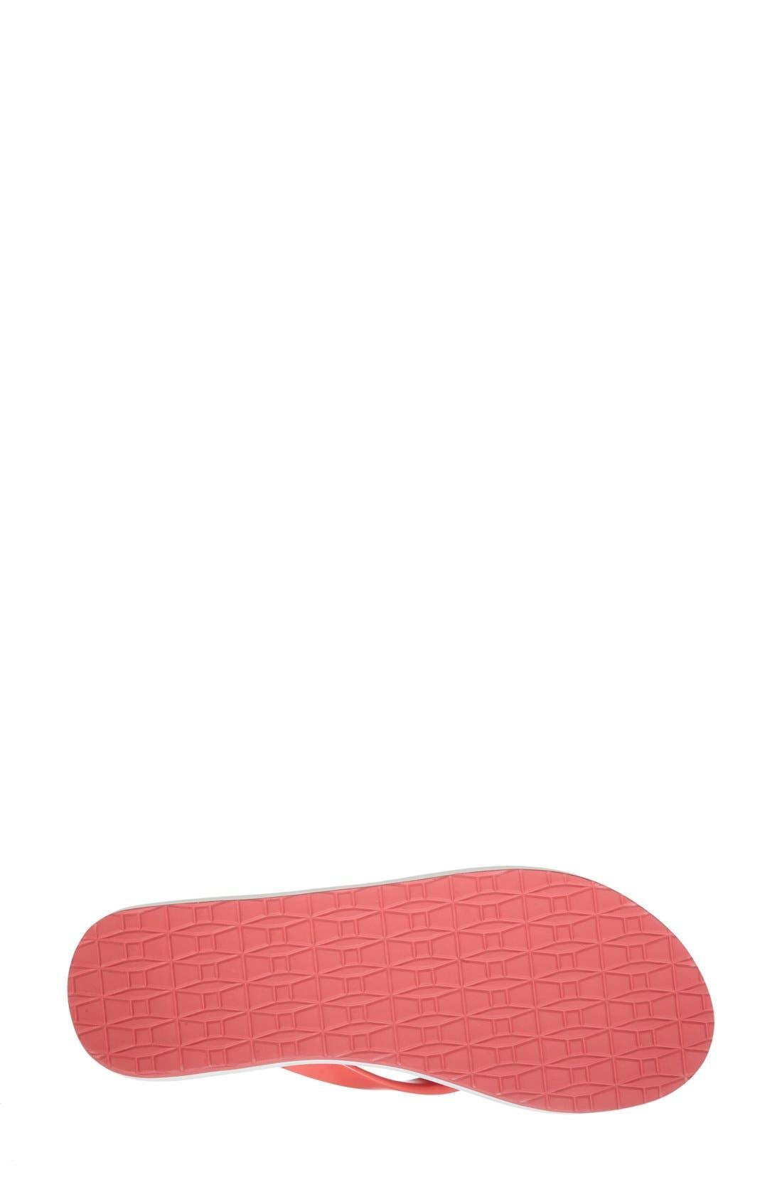 Alternate Image 4  - kate spade new york 'fanlow' flip flop (Women)