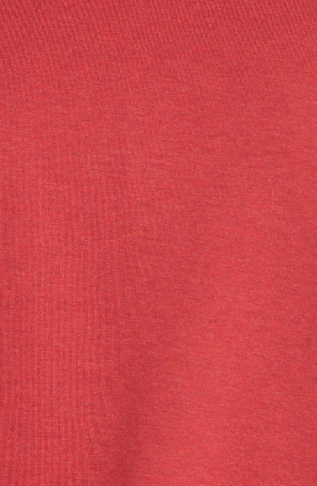 Alternate Image 3  - Nordstrom Men's Shop Regular Fit Interlock Knit Polo