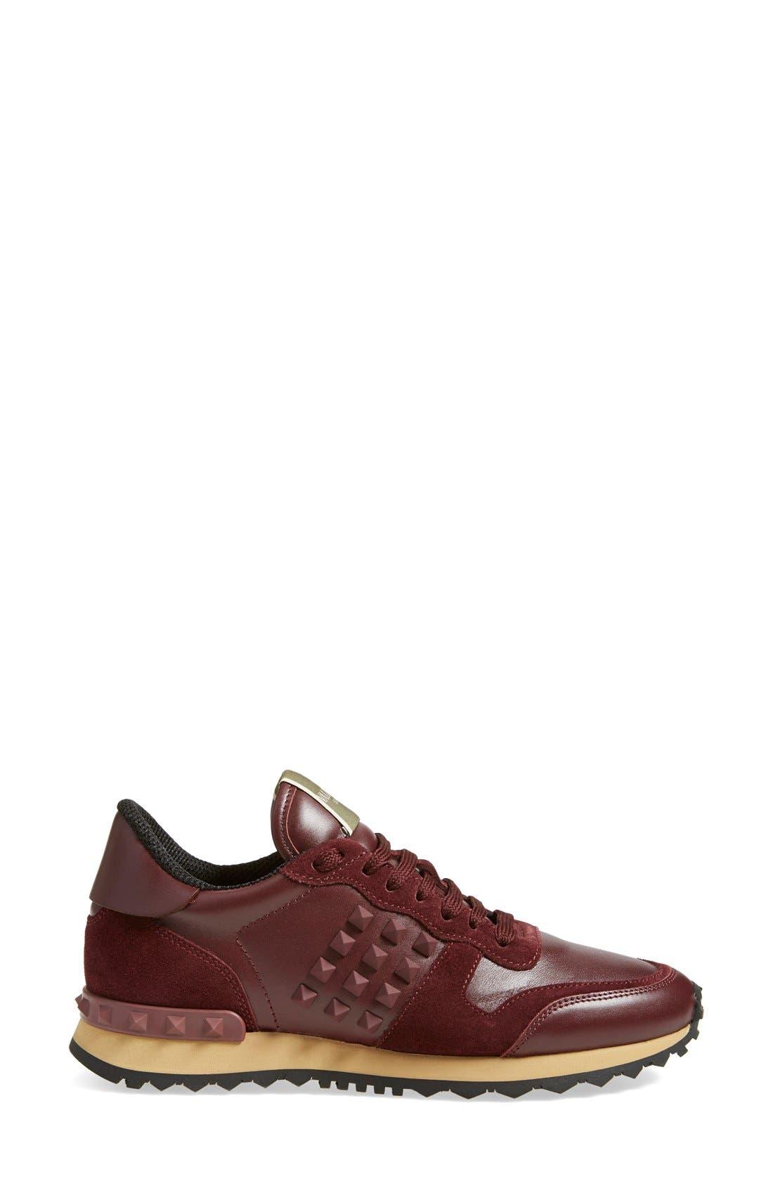 Alternate Image 4  - Valentino 'Rockrunner' Sneaker (Women)