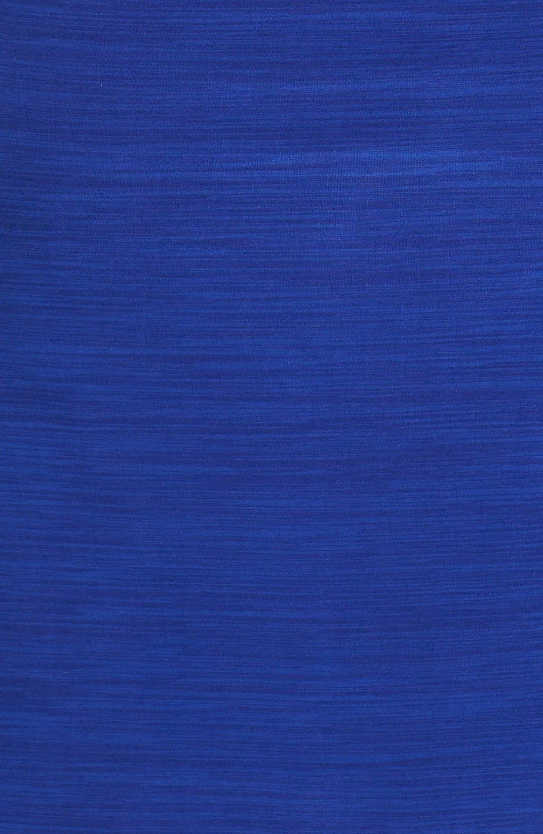 Alternate Image 4  - Tahari Mélange Knit Jersey Sheath