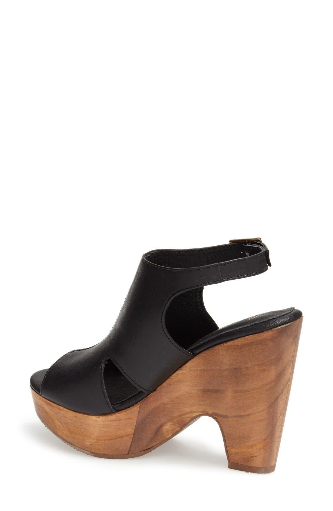 Alternate Image 2  - five worlds by Cordani 'Cabo' Slingback Platform Sandal (Women)