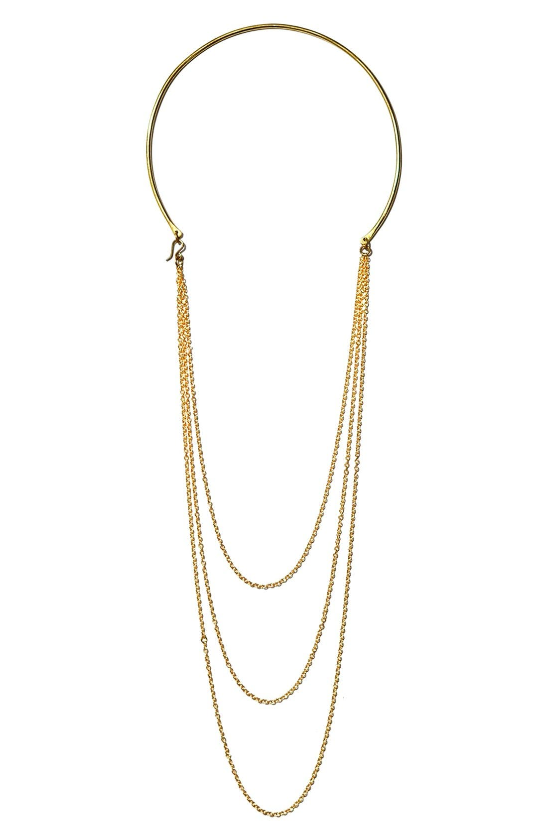 Alternate Image 1 Selected - Soko Draped Choker Necklace