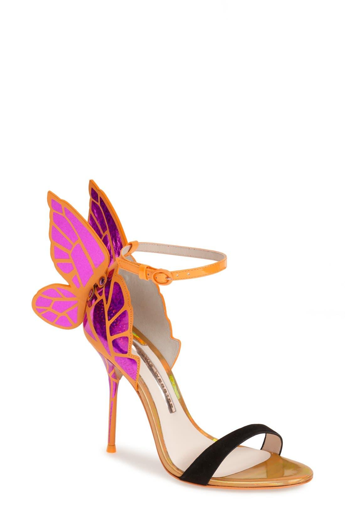 Alternate Image 1 Selected - Sophia Webster 'Chiara' Ankle Strap Sandal (Women)