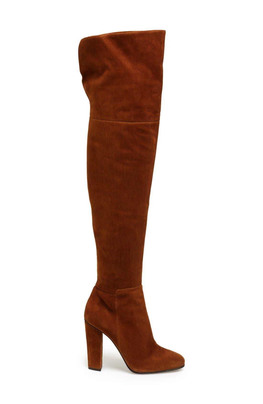 Alternate Image 4  - Giuseppe Zanotti 'Alabama' Over the Knee Boot (Women)