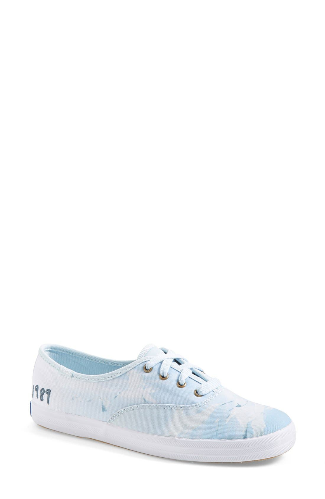 Alternate Image 1 Selected - Keds® Taylor Swift 'Champion -1989' Sneaker (Women)