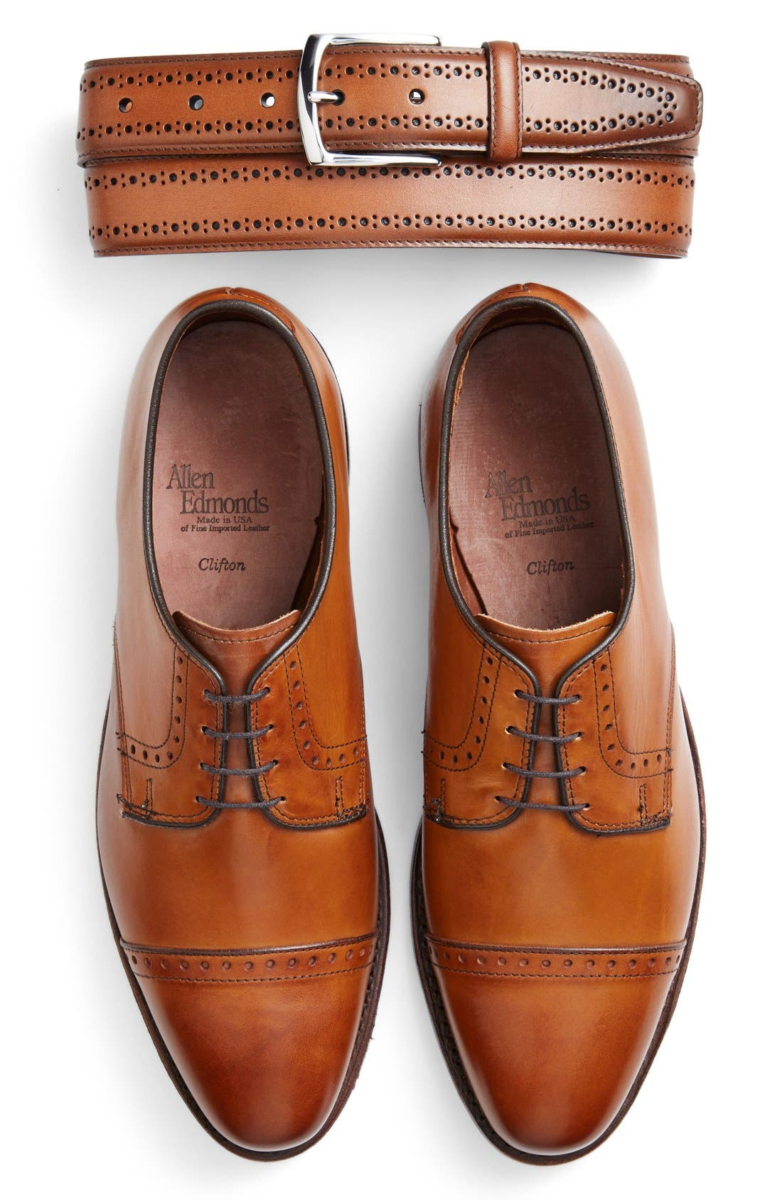 Alternate Image 5  - Allen Edmonds 'Clifton' Blucher (Men)