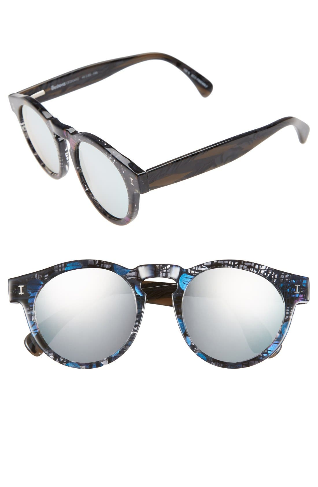 Alternate Image 1 Selected - Illesteva 'Eco Friendly - Leonard' 48mm Sunglasses