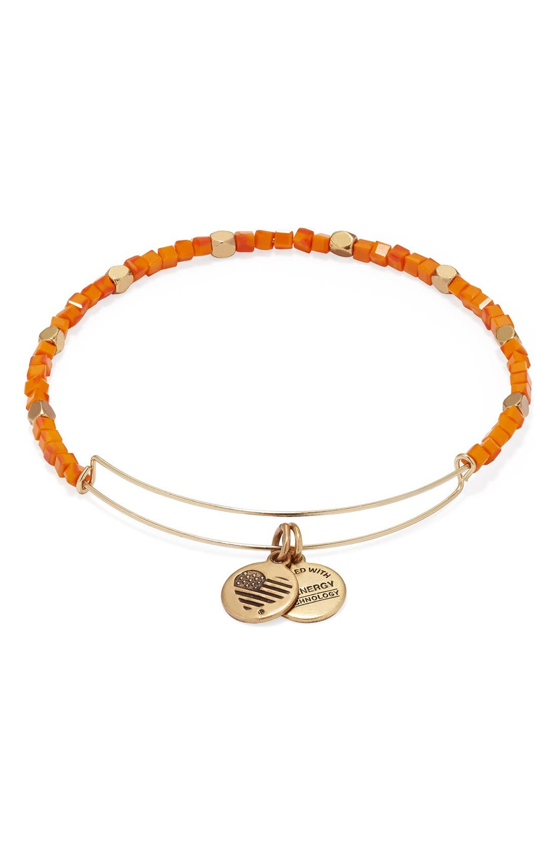 Alternate Image 2  - Alex and Ani 'Odyssey' Expandable Beaded Bangle