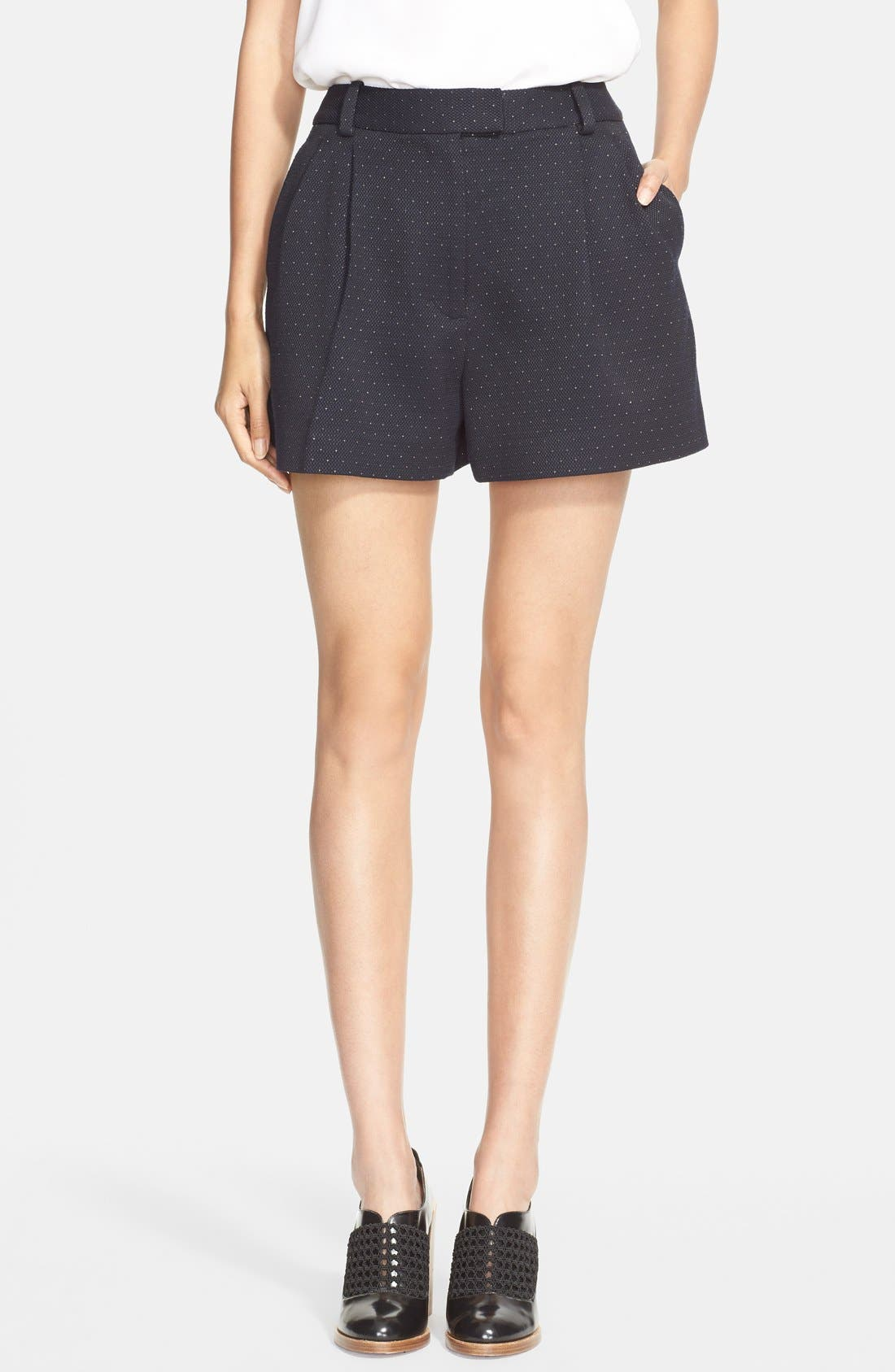 Alternate Image 1 Selected - 3.1 Phillip Lim Pleated Shorts