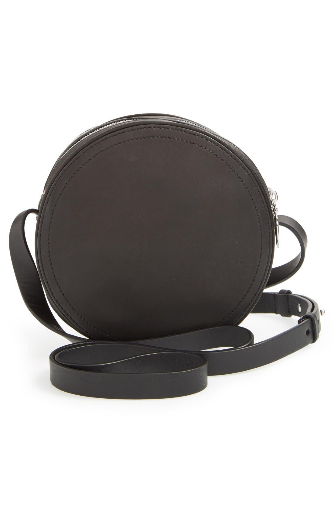 Alternate Image 3  - rag & bone 'Circle' Leather Crossbody Bag