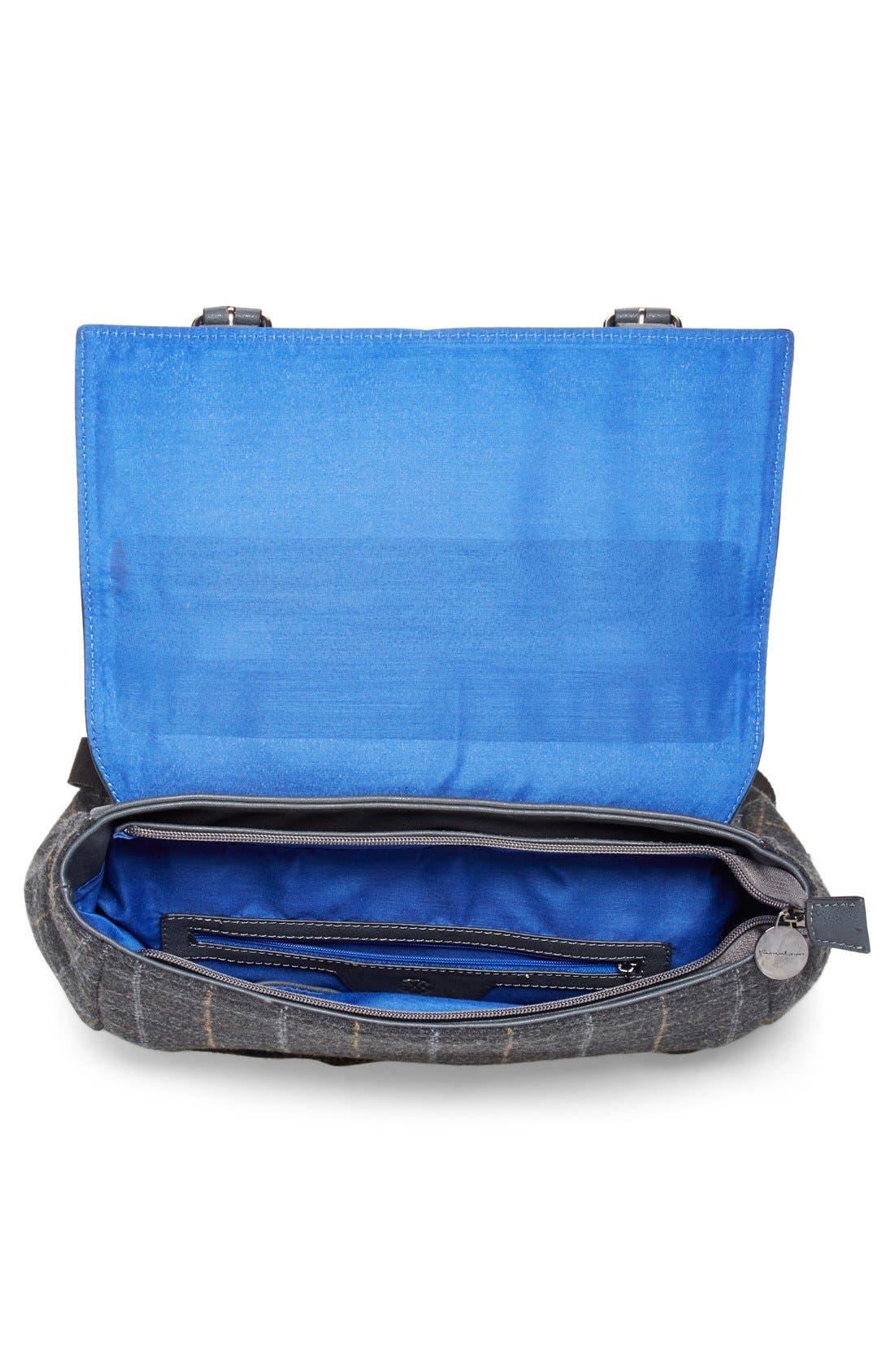 Alternate Image 4  - CXL by Christian Lacroix 'Strasbourg' Plaid Backpack