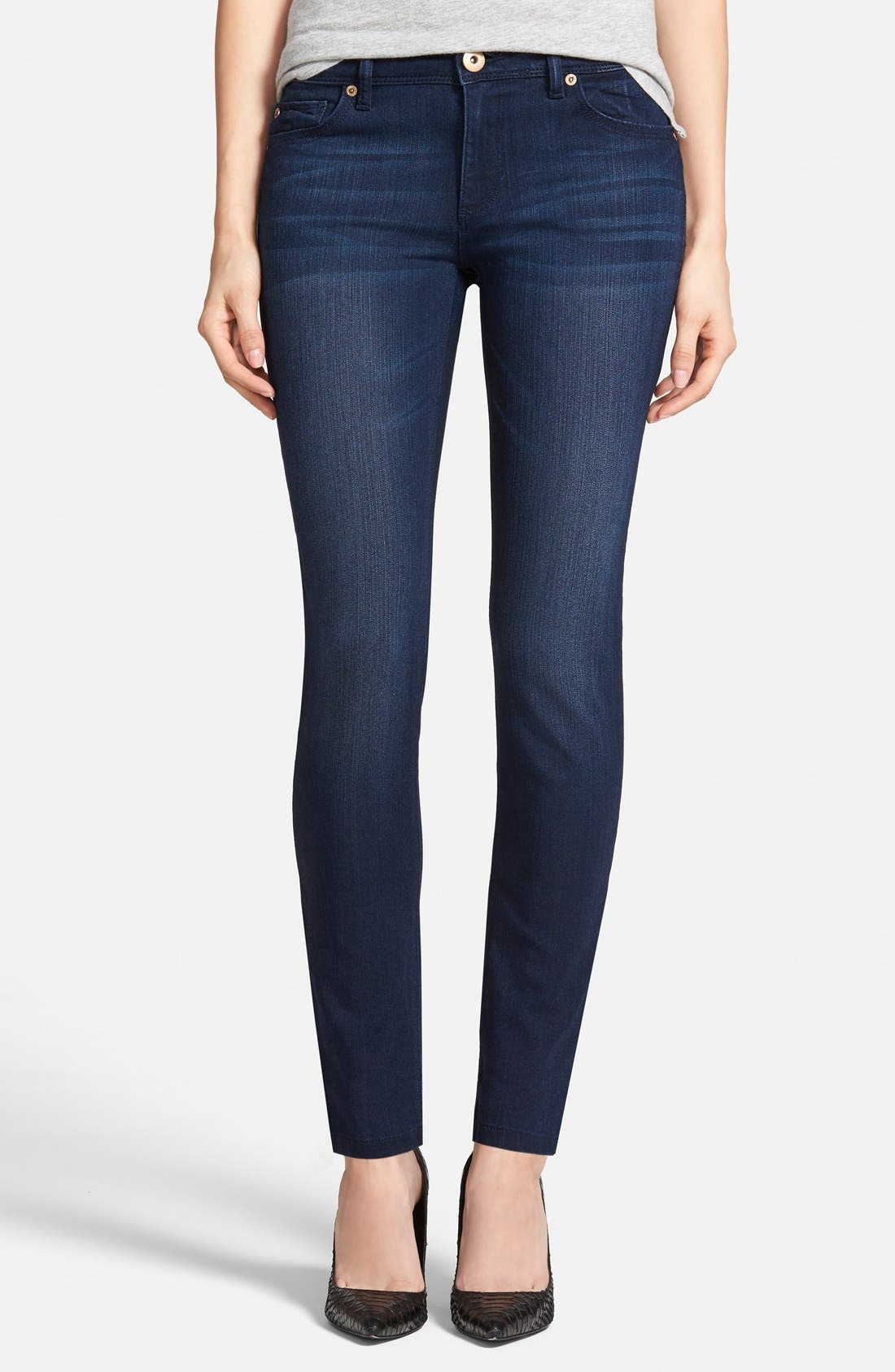 Main Image - DL1961 'Emma' Power Legging Jeans (Berlin)