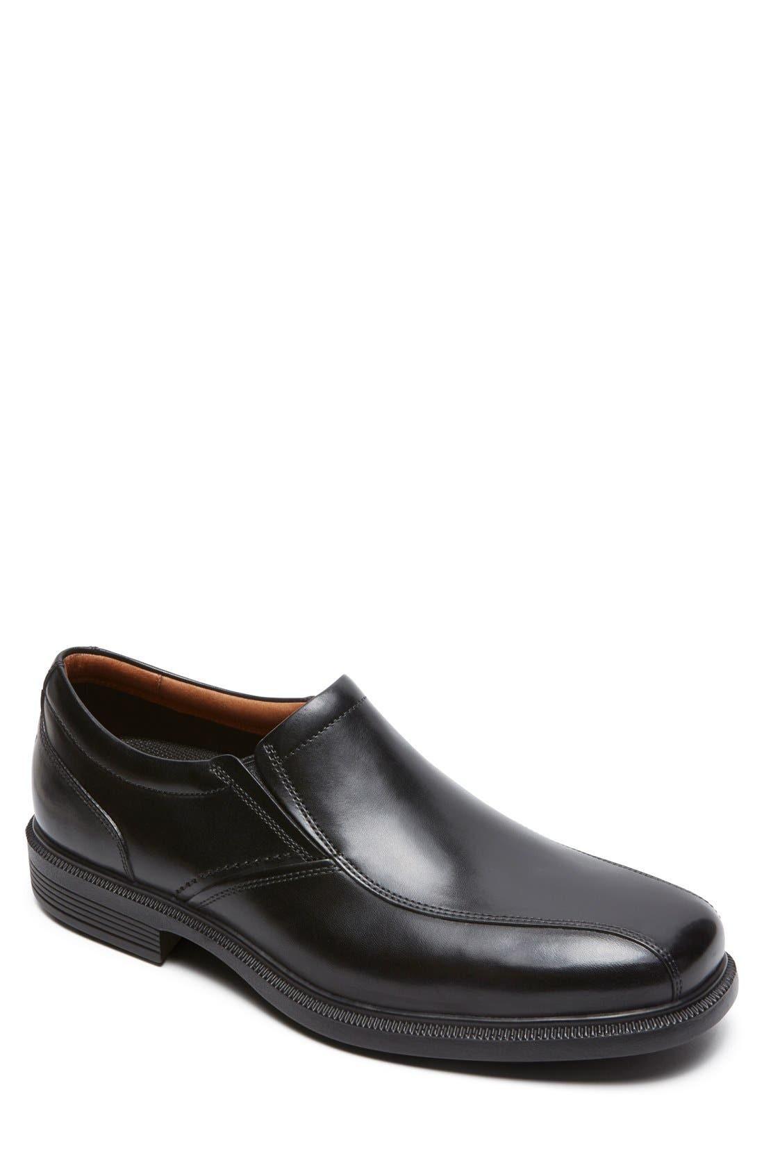 Rockport DresSports Luxe Bike Toe Slip-On (Men)