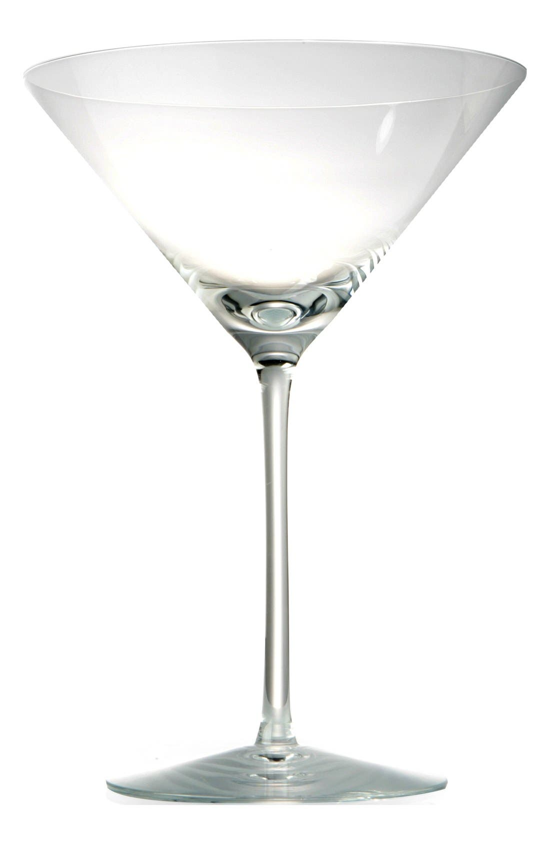 Rogaska Crystal 'Expert' Martini Glasses (Set of 2)