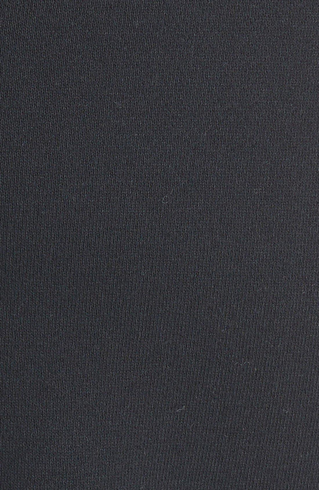 Alternate Image 3  - James Perse Fleece Pencil Skirt