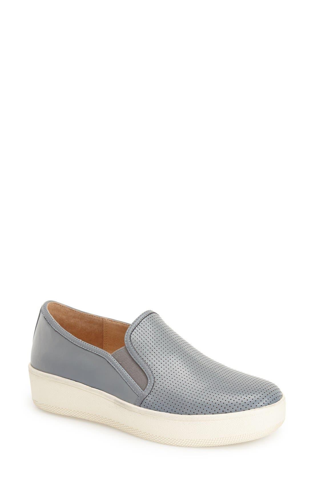 Alternate Image 1 Selected - JSlides 'Jibbie' Slip-On Platform Sneaker (Women)