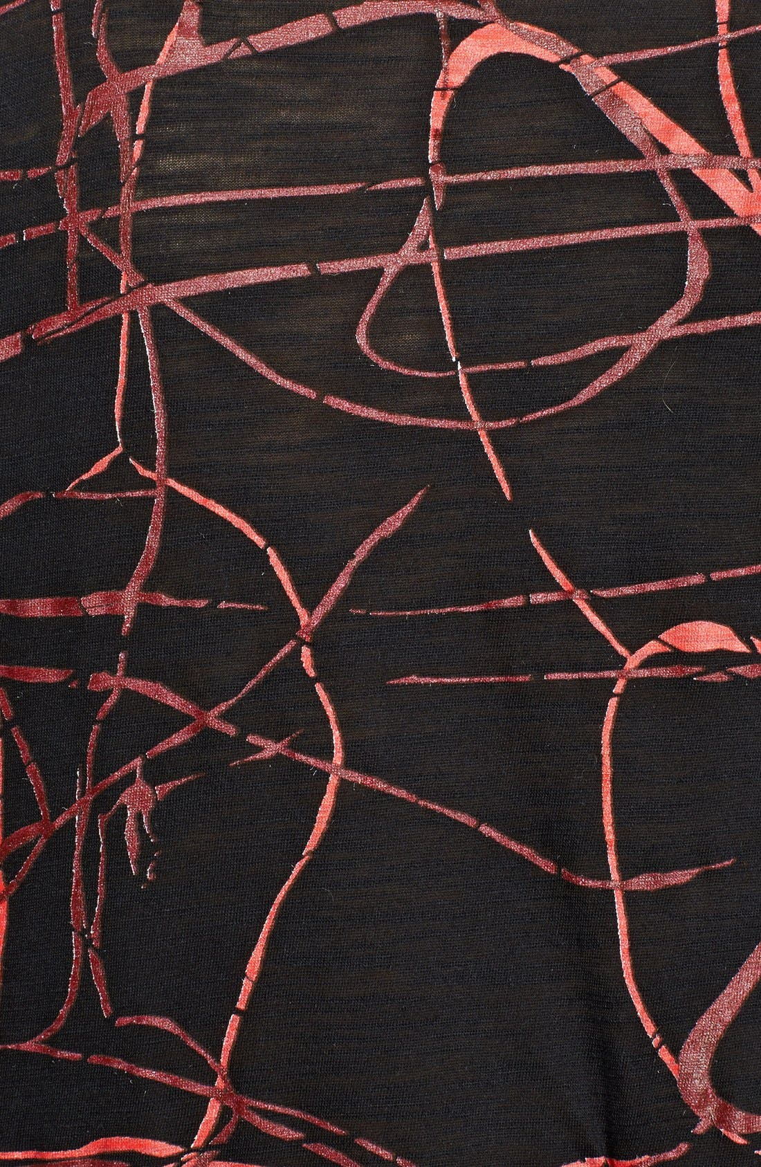 Alternate Image 3  - Proenza Schouler Print Cotton Tee