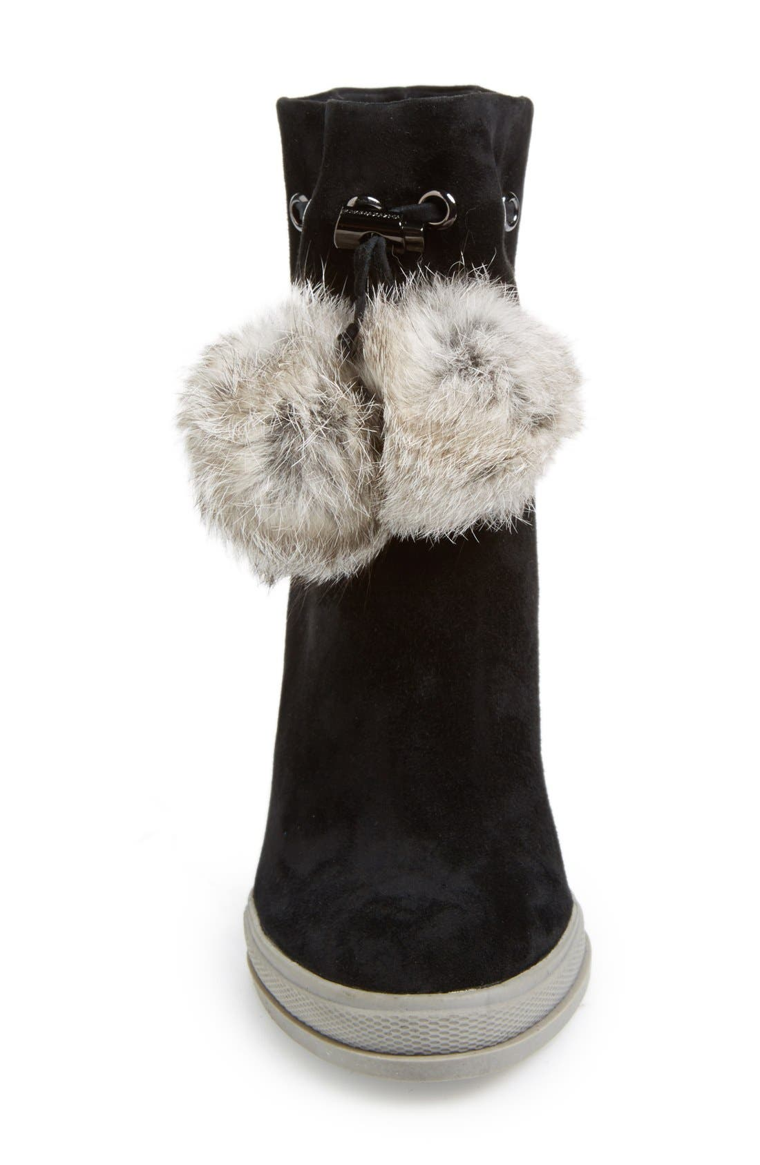 Alternate Image 3  - BCBGMAXAZRIA 'Perry' Ankle Bootie (Women)