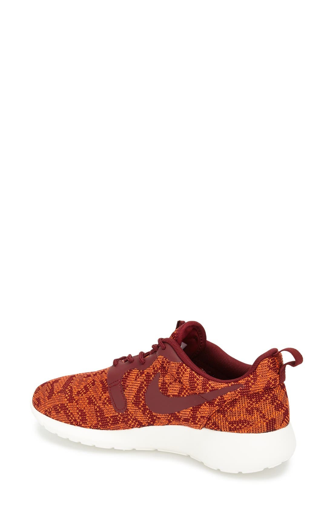 Alternate Image 2  - Nike 'Roshe Run' Jacquard Sneaker (Women)