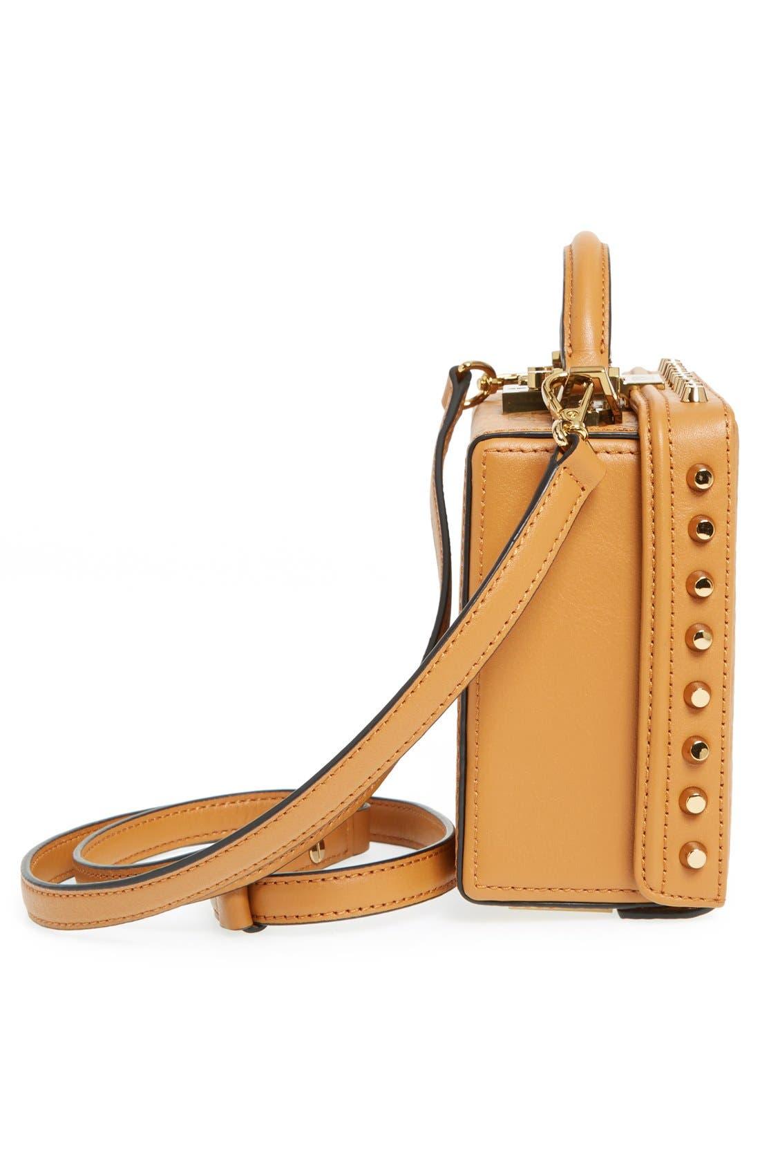 Alternate Image 5  - MCM 'Visetos - Berlin Series' Box Crossbody Bag