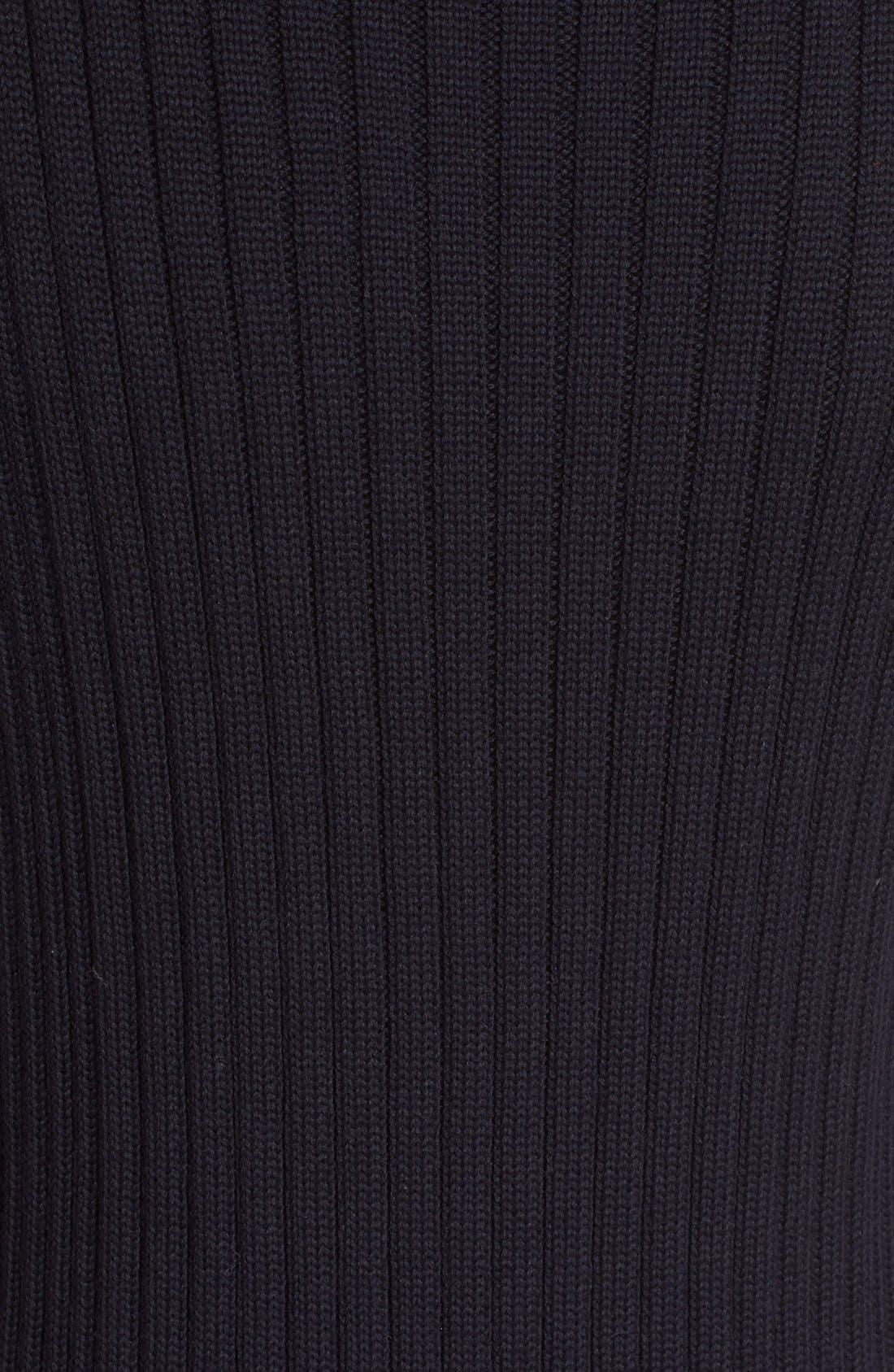 Alternate Image 3  - ACNE Studios 'Benita Clean' Zip Front Sweater Dress