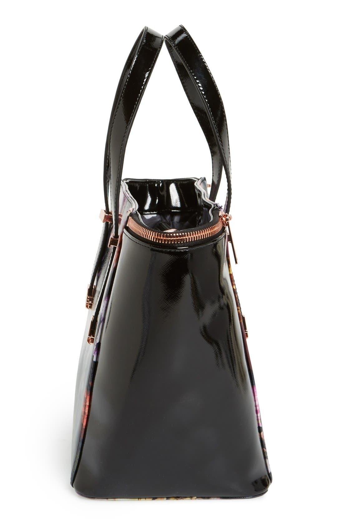 Alternate Image 5  - Ted Baker London 'Shadow Flora' Tote
