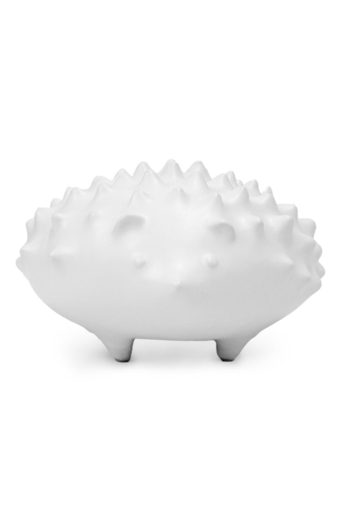 Alternate Image 1 Selected - Jonathan Adler 'Hedgehog' Porcelain Sculpture