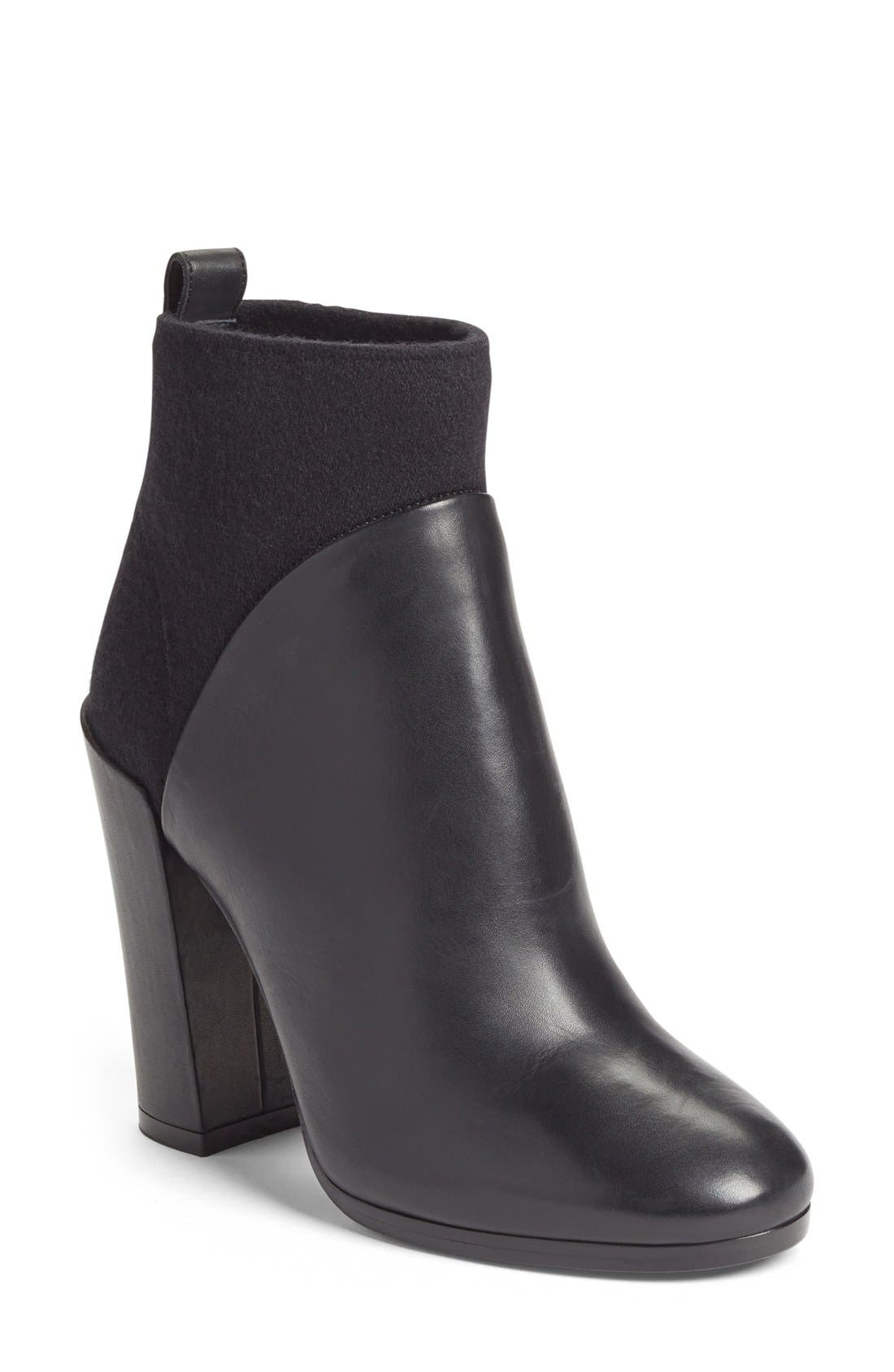 Alternate Image 1 Selected - Vince 'Emerson' Ankle Bootie (Women)