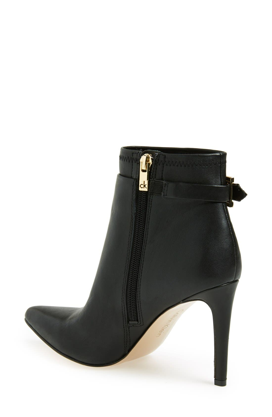 Alternate Image 3  - Calvin Klein 'Cadie' Pointy Toe Bootie (Women)