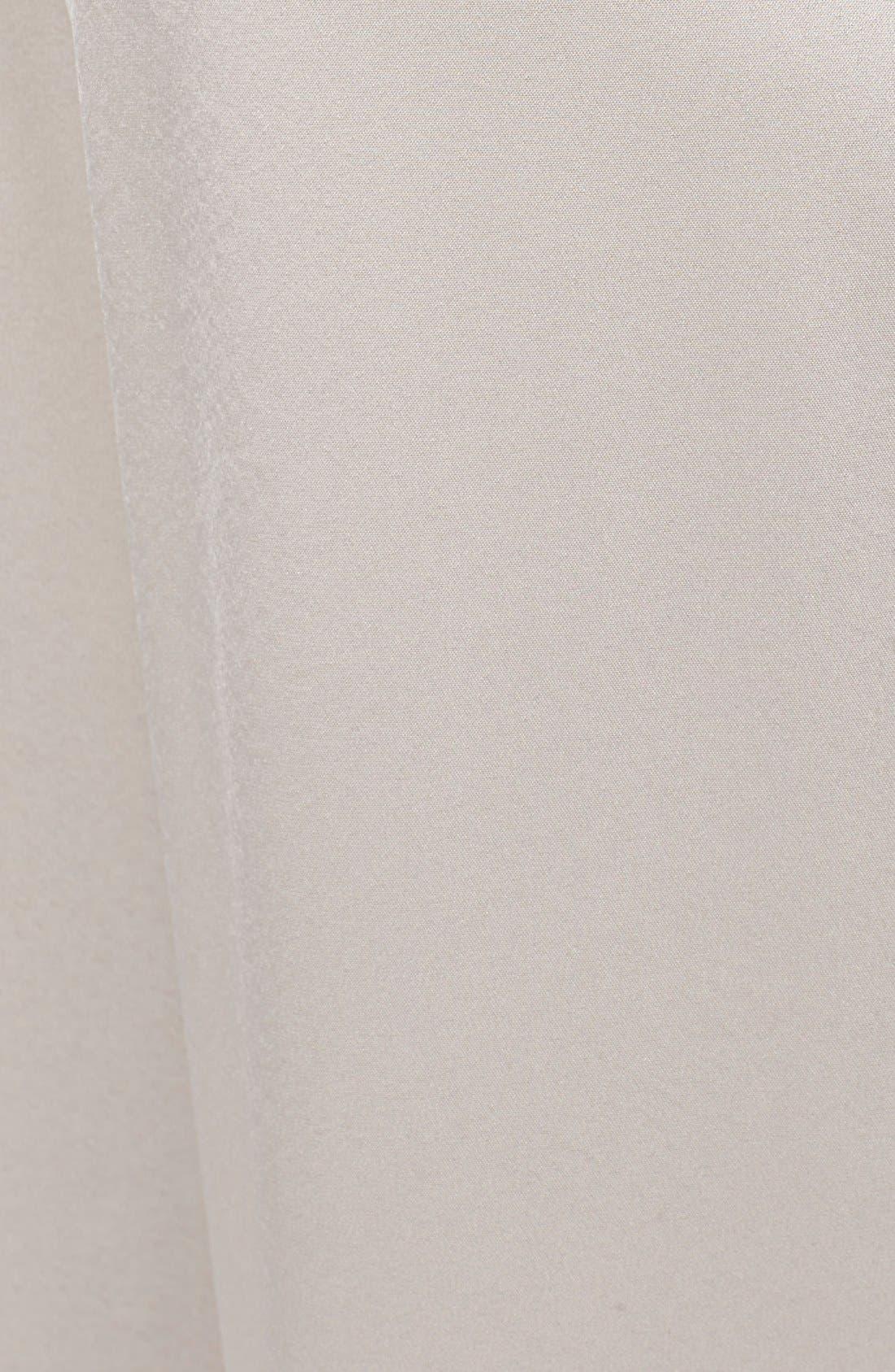 Alternate Image 3  - St. John Collection 'Kate' Liquid Satin Pants