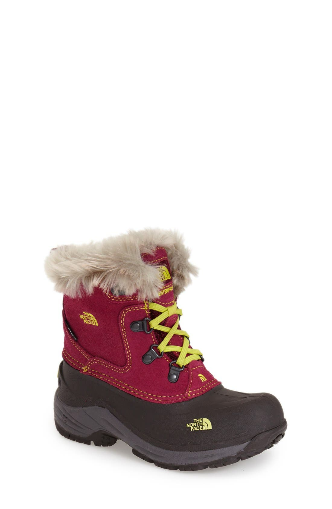 Alternate Image 1 Selected - The North Face 'McMurdo' Boot (Toddler, Little Kid & Big Kid)