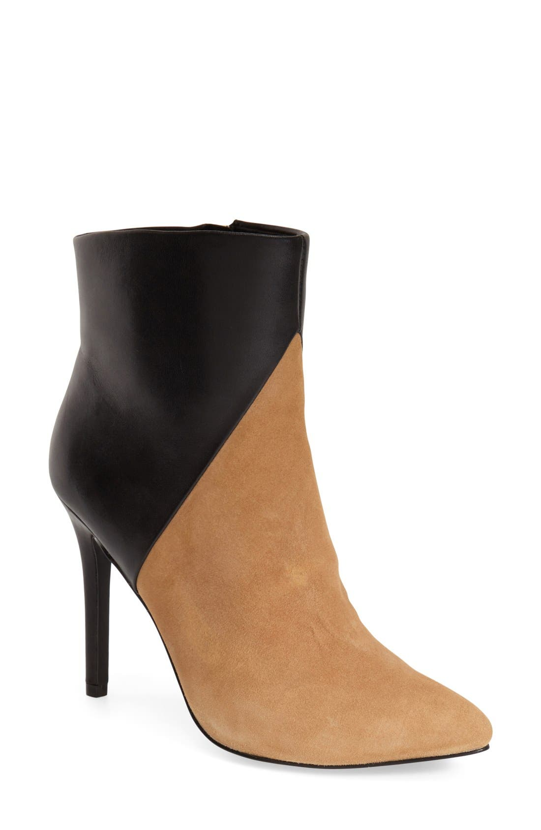 Alternate Image 1 Selected - Charles by Charles David 'Pine' Pointy Toe Bootie (Women)