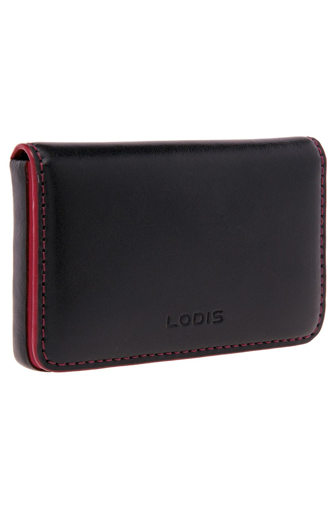 Alternate Image 1 Selected - Lodis Mini Card Case