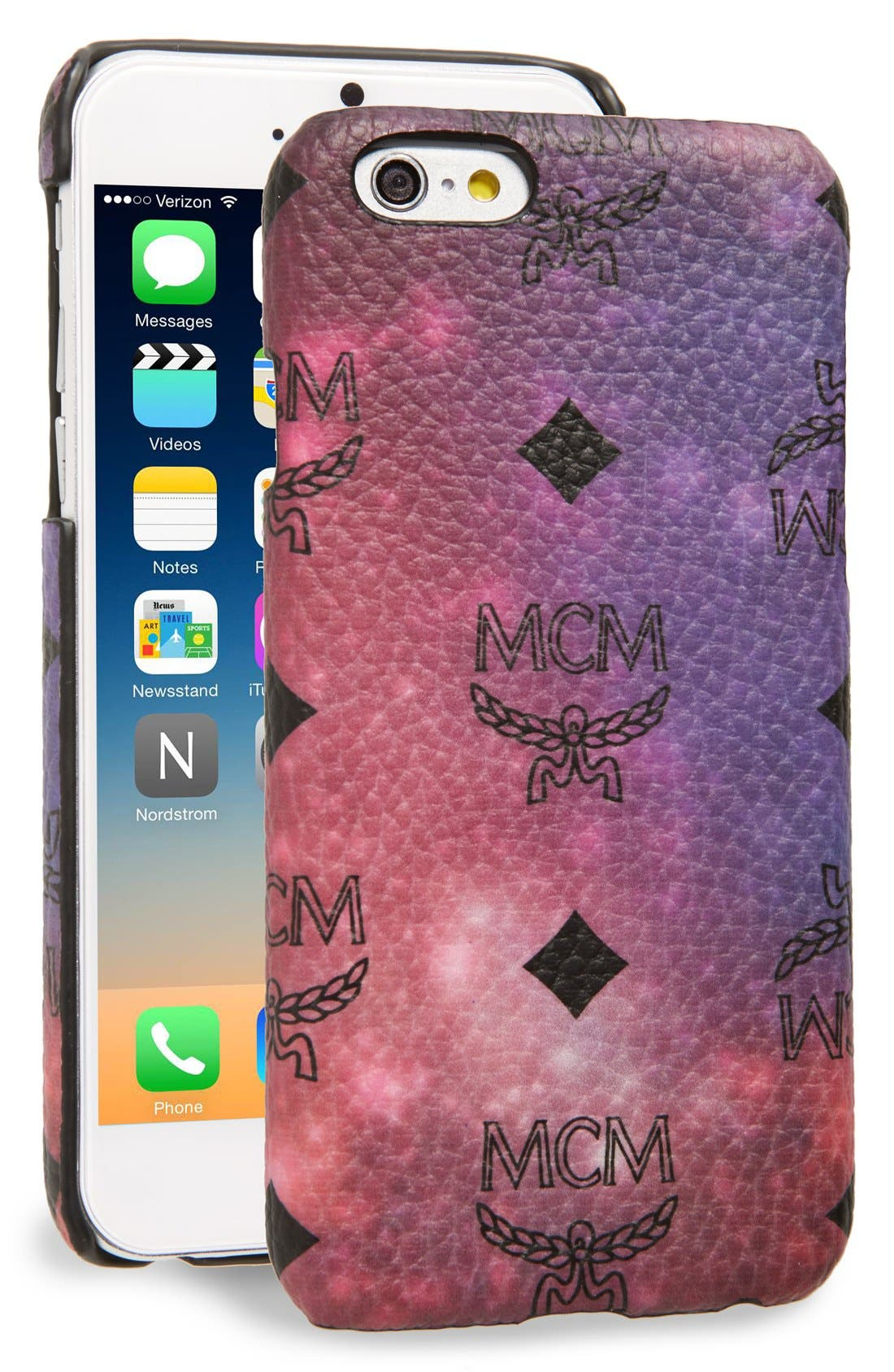 Alternate Image 1 Selected - MCM 'Galaxy' iPhone 6 & 6s Case