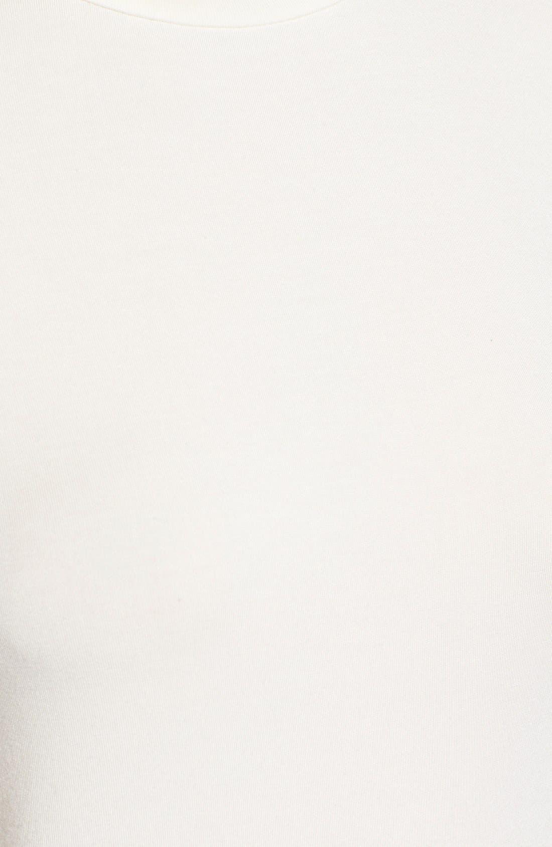 Alternate Image 5  - Nordstrom Collection 'Ultimate' Stretch Modal Turtleneck Top