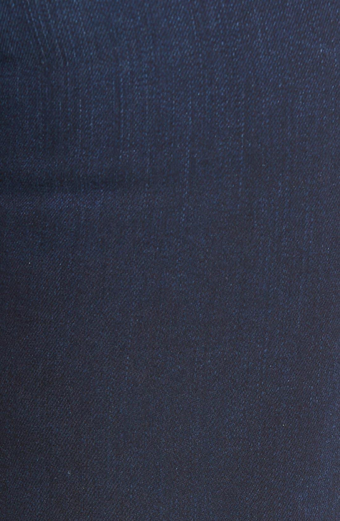 Alternate Image 5  - Joe's 'Flawless -Charlie' High Rise Skinny Jeans (Cecily)