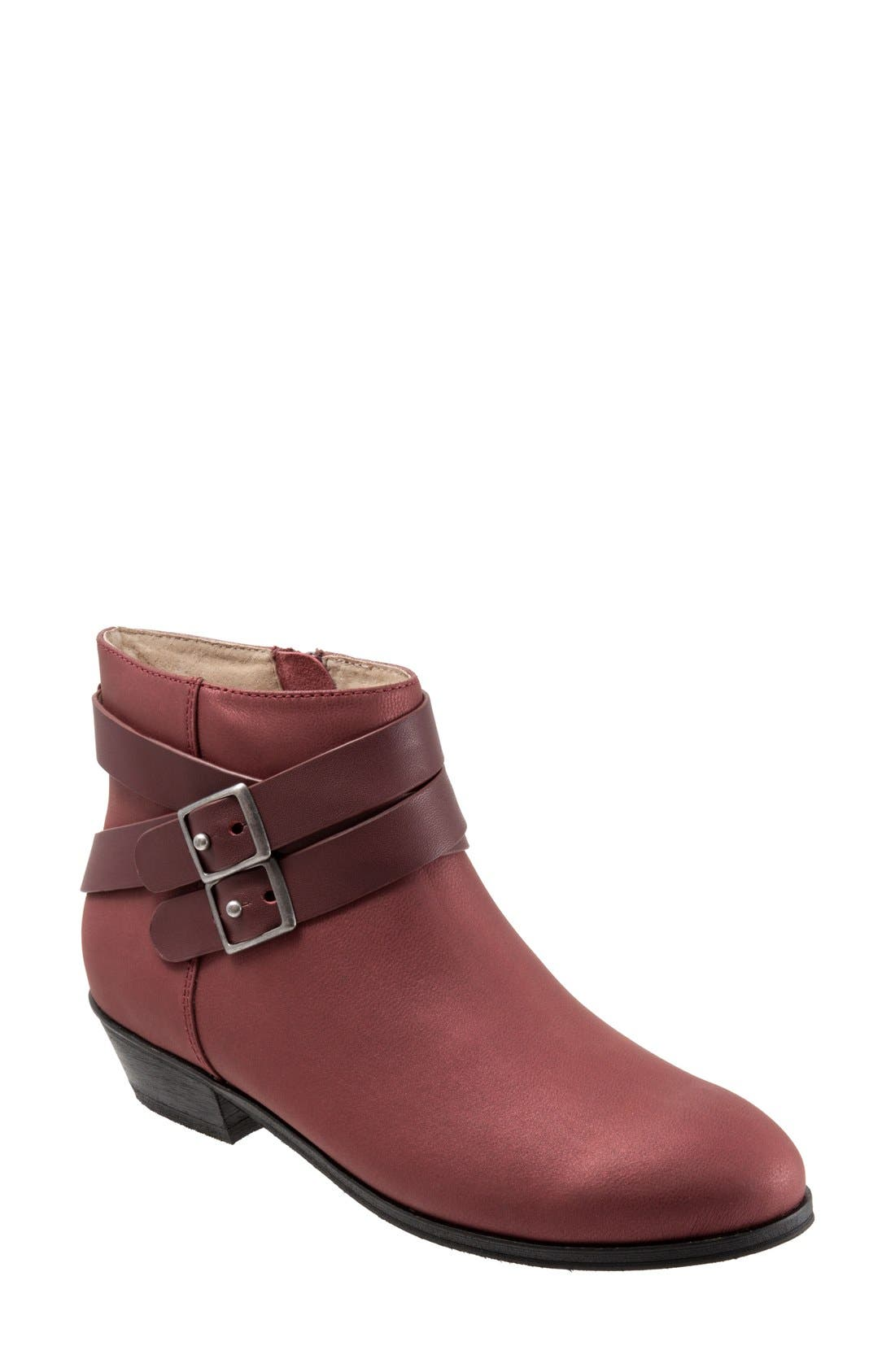 SoftWalk® 'Rancho' Bootie (Women)
